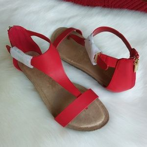 Reaction Kenneth Cole | Red Great Mate Sandals